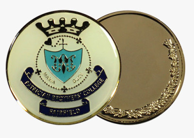Patrician Brothers College Custom Medal